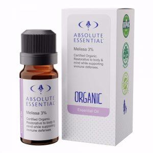 AEmelissa 3 in jojoba organic 10ml