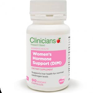 Womens Hormone Support DIM Upgrade 90v caps