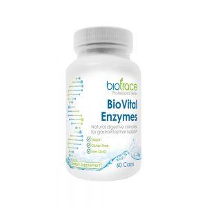 biotrace biovital enzymes 60