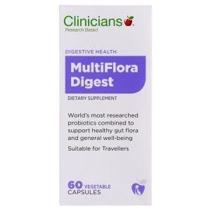 clinicians multiflora digest