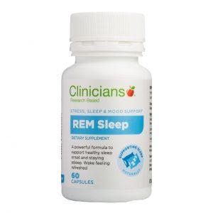clinicians rem sleep60