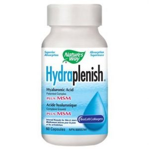hydraplenish msm