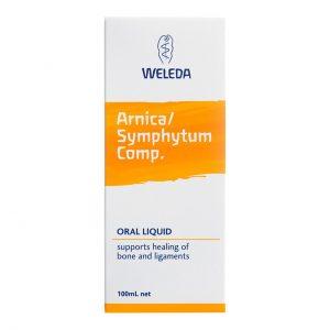 weleda arnica symphytum comp wlarsym g  68372.1548291489