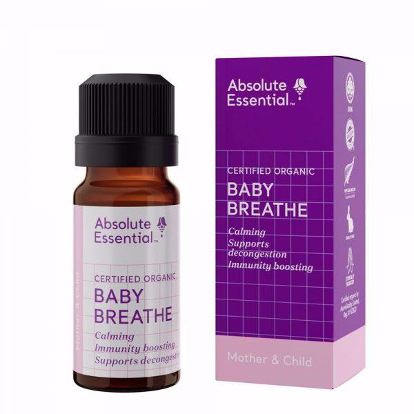 Absolute Essential baby breathe organic 10ml
