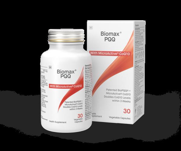 COYNEPQQ Supplement Biomax with CoQ10 30s