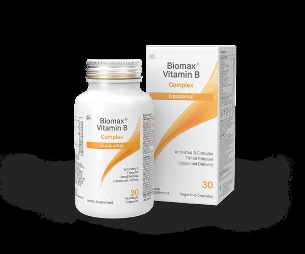 COYNEVitamin B Supplement 30s Biomax Liposomal