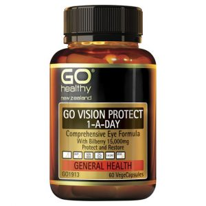 GO Vision Protect 1 A Day 60 VCaps 1