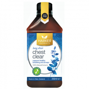 Harker Chest Clear 250ml 1
