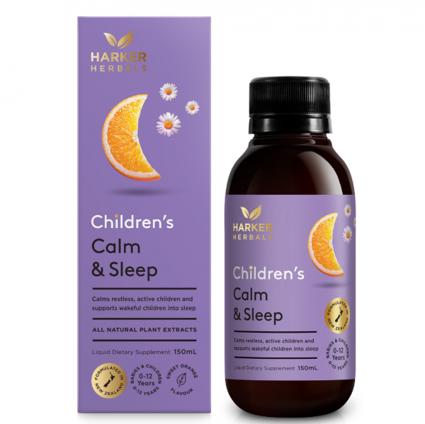 Harker Childrens Calm Sleep 1