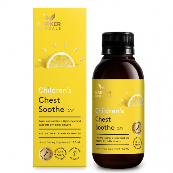 Harker Childrens Chest Soothe Day
