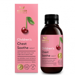 Harker Childrens Chest Soothe Night