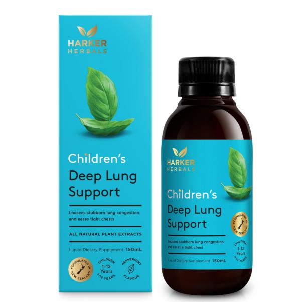 Harker Childrens Deep Lung Support