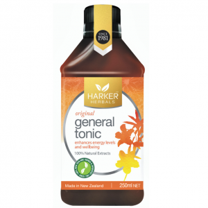 Harker General Tonic 250ml