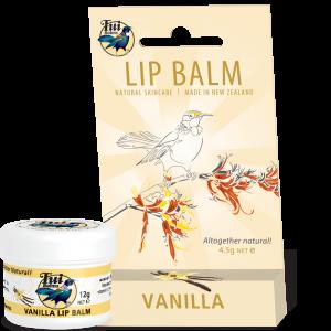 Lipbalm Box and Pot Vanilla