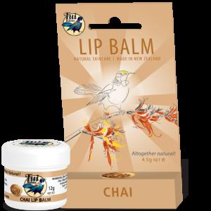 TUI Lip Box and Pot Chai