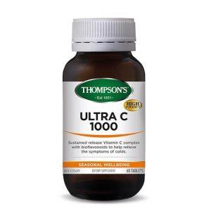 Thompsons Ultra C 1000 1