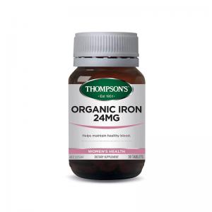 Thompsons organic iron