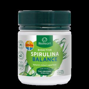 BioactiveSpirulina BalanceTablets