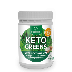 Keto GreenswithMCT