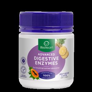 LifestreamsAD Digestive Enzymes C180