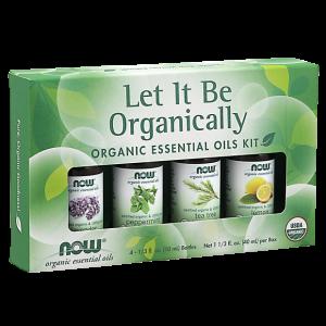 NOWEOKITLet it be organically