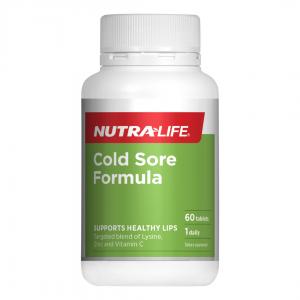 Nutra life Cold Sore Formula 60tabs