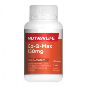Nutra life Coq Max 150mg 60caps