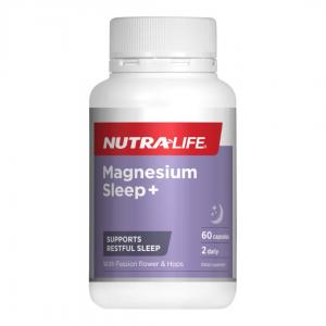 Nutra life Magnesium Sleep 60caps