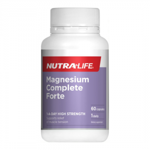 Nutra life Magnesium complete forte 60caps