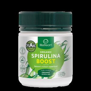 OrganicSpirulina BoostTablets