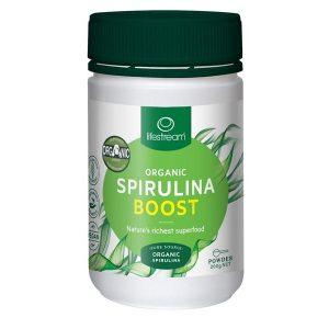 OrganicSpirulinaBoostPowder