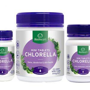 chlorella mini 3 sizes 2