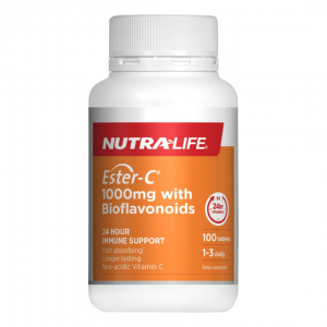 nutralife ester c 1000mg with bioflavonoids 2