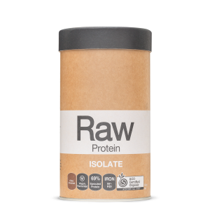 AmazoniaRaw Protein Isolate Choc Coconut
