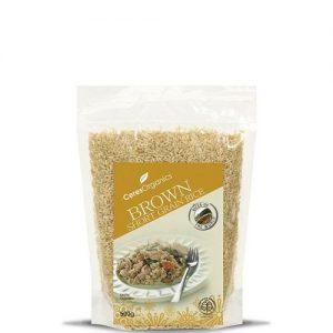 CERES Brown Short Grain Rice