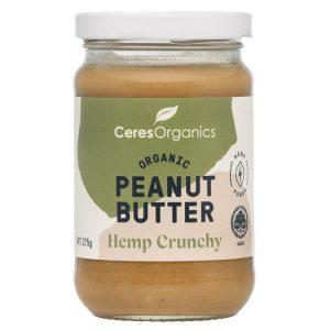 CERES PeanutbutterHempCrunchy