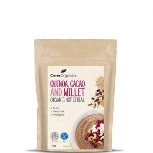 CERES Quinoa Cacao Millet Hot Cereal