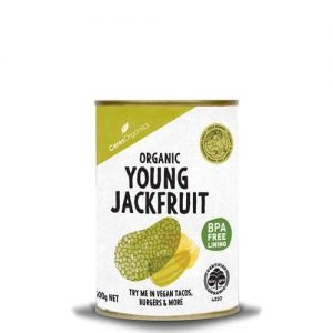 CERES Young Jackfruit 400gcanned