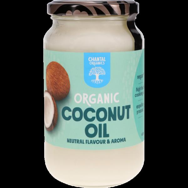 ChantalOrganic coconut oil Deodorised