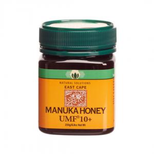 East cape Manuka honey 10 250g