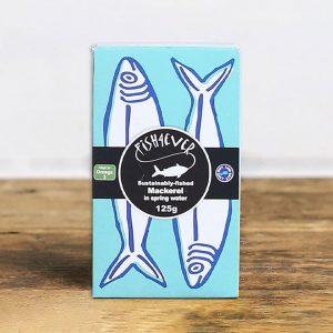 Fish 4 Ever Mackeralinspringwater