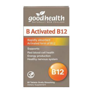 Good Health B Activated B12