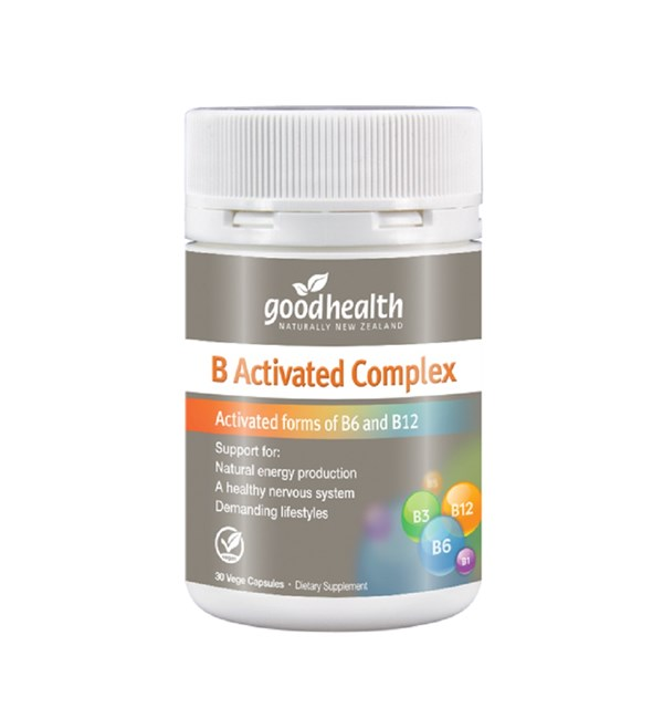 Good Health B Activated Complex