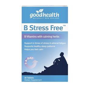 Good Health B stress free