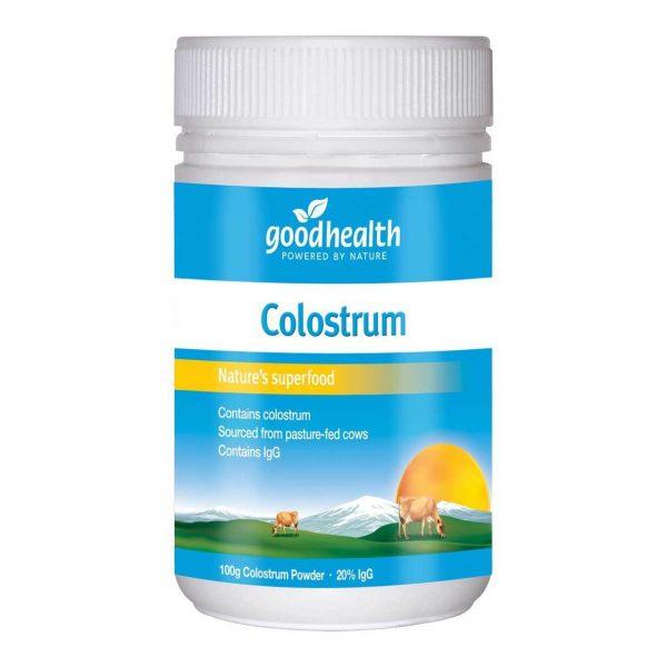 Good Health Colostrum powder