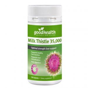 Good Health Milk Thistle 100caps 1