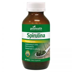 Good Health Spirulina