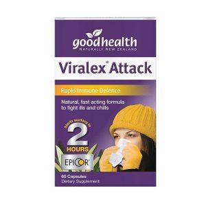 Good Health Viralax attack