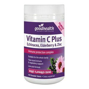 Good Health Vitamin C Plus 150