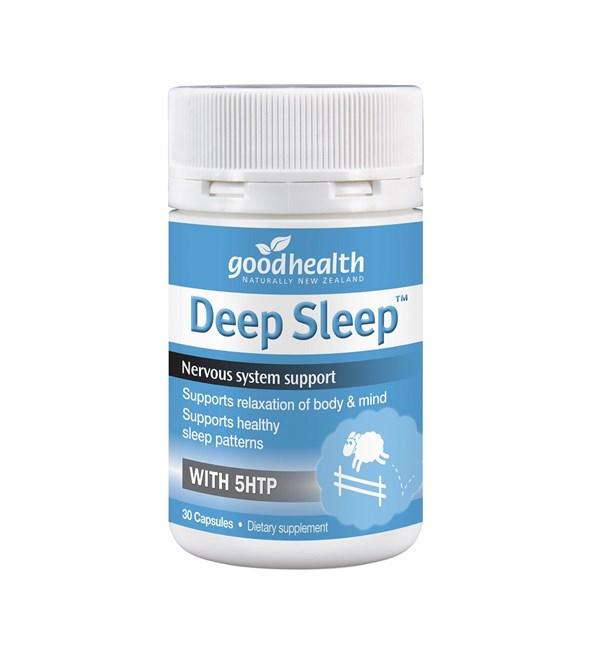 Good health deep sleep